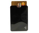 RFID Credit Card Insert - Black