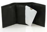RFID Credit Card Sleeve Demonstration in Wallet