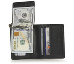 Osgoode Marley RFID Removable Leather Money Clip Billfold