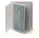 Trifold 8 Page Wallet Inserts