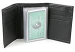 Wallet Insert Sample Inside Wallet