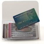 Plastic Wallet Inserts