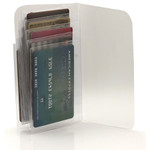 Secretary 10 Page Credit Card Holder