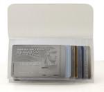Plastic Wallet Inserts - Tab