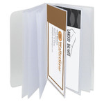 Business Card Size Wallet Inserts - 10 Page