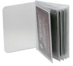Wallet inserts tab