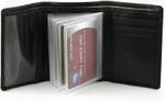 Wallet inserts in wallet