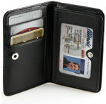 Buxton Deluxe Credit Card Case