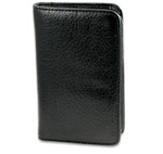 Buxton Deluxe Credit Card Case - Front