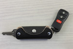 Swiss Leather Key Holder Remote Holder