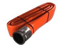 Lay-Flat Mortar Concrete Boom Hose (HD X Open)