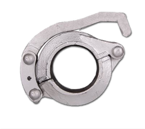 ACME Style Grooved (VIC) Non-Adjustable Clamp