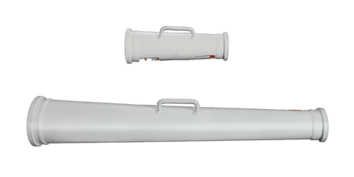 "5"" x 4"" Concrete Steel Reducer Pipe (HD x HD)"