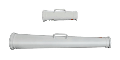 """3"""" x 2-1/2"""" Concrete Steel Reducer Pipe (HD x VIC)"""
