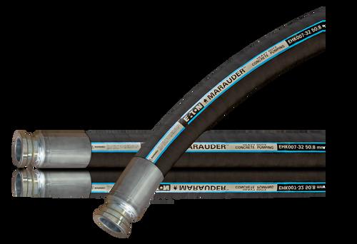 Marauder HD Wire Reinforced Concrete Pumping Hose (Heavy Duty Ends)