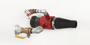 Dual Port Shotcrete Nozzle (HD End)