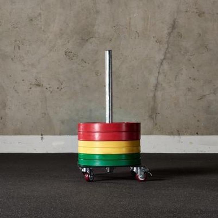 Upright Bumper Storage