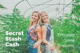 Secret Stash Cash Giveaway