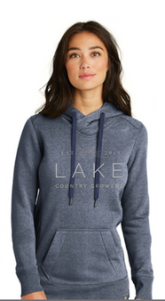 Lake Country Growers Women's Hooded Sweatshirt