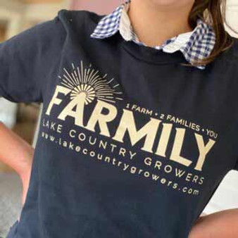Unisex Farmily T-shirt