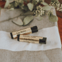 Gold Leaf Collection Peppermint & Vanilla Latte 30mg CBD - soothes and restores moisture