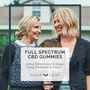 Gold Leaf Collection Summer of CBD Bundle includes 8 Full Spectrum CBD gummies in a variety of flavors plus 1500mg CBD Broad Spectrum Cucumber Melon Tincture