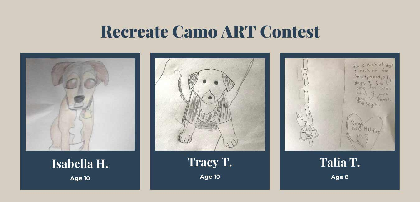 Lake Country Growers - Recreate Camo Art Contest