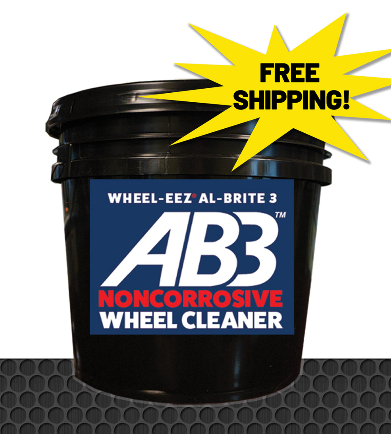 Use it just like a traditional wheel cleaner - spray on by hand or with automatic applicator and rinse off!   This product may be diluted to meet specific Tunnel and In-Bay needs.  Replacing corrosive wheel cleaners with our noncorrosive formula is better for the environment,  And it's also better for your bays - it's easier on car wash floors, conveyors, and fixtures.   Highly Concentrated • Use Straight / Mix to 55 Gallons						 • Use Straight - 64:1 to 120:1  Self Serve 240:1					 • Mix into 55 gallon drum - then use 8:1 to 17:1 and higher.