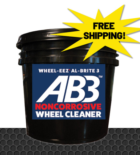 Use it just like a traditional wheel cleaner - spray on by hand or with automatic applicator and rinse off!   This product may be diluted to meet specific Tunnel and In-Bay needs.  Replacing corrosive wheel cleaners with our noncorrosive formula is better for the environment,  And it's also better for your bays - it's easier on car wash floors, conveyors, and fixtures.   Highly Concentrated • Use Straight / Mix to 55 Gallons						 • Use Straight - 64:1 to 120:1 and higher 																	 • Mix into 55 gallon drum - then use 8:1 to 17:1 and higher.