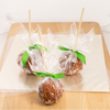 """Wrap caramel apples in Cellophane - 12 x 12"""" - 1000 pack"""