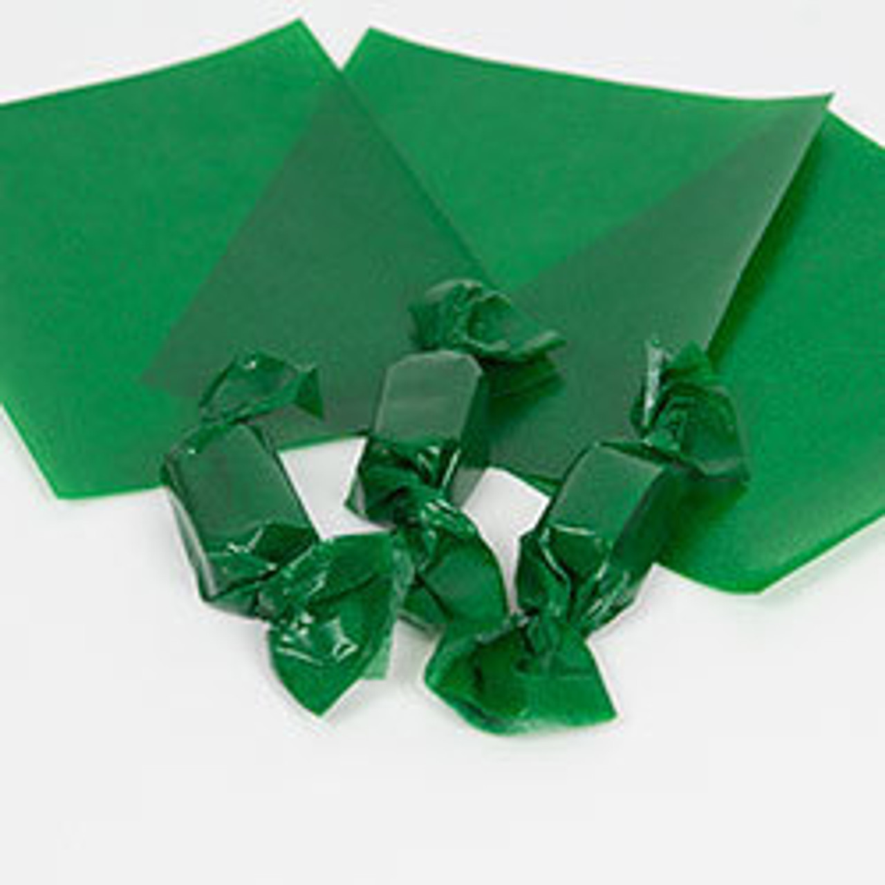 DEEP GREEN WRAPPERS