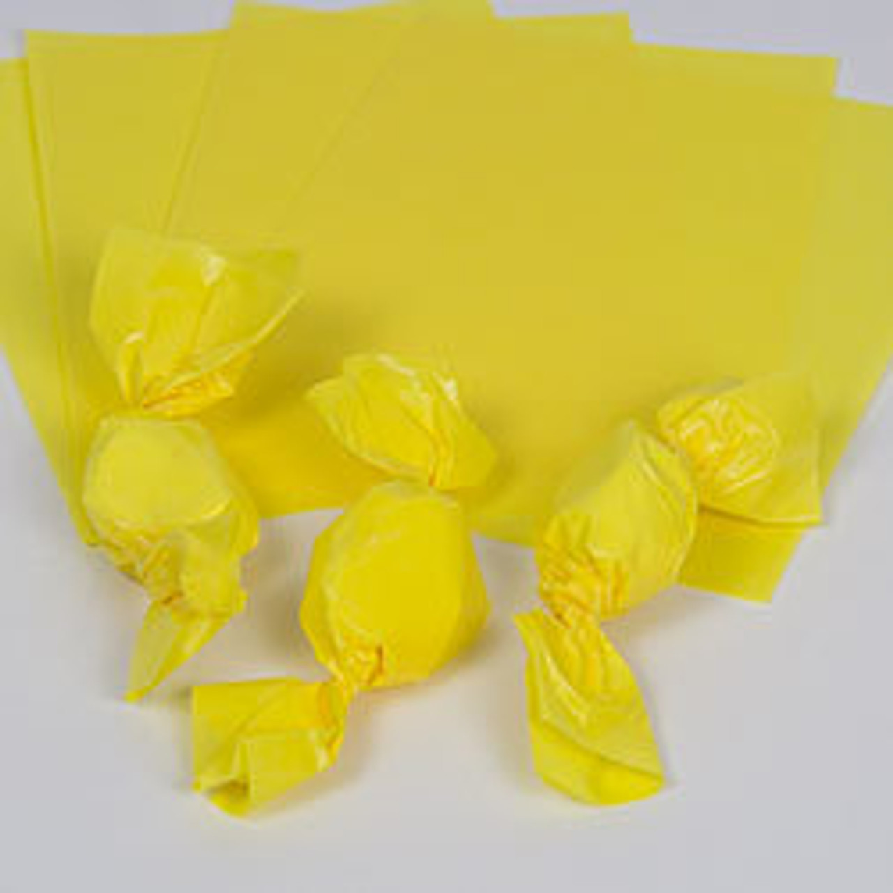 YELLOW WRAPPERS