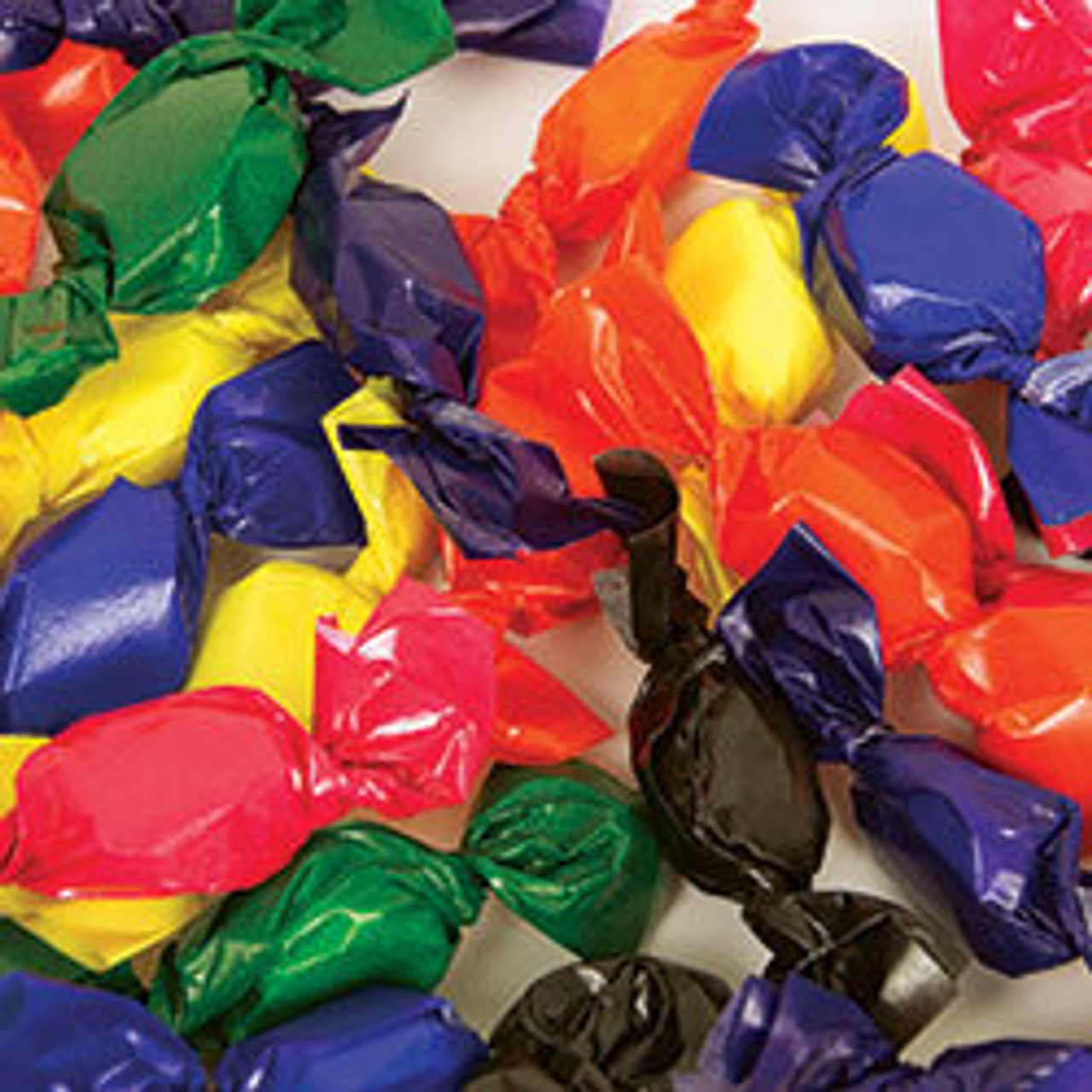 COLORFUL CANDY WRAPPERS