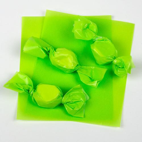 Pistachio Green Caramel Wrap