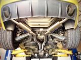 Installation on Exhaust Header & Catback on Chevrolet Camaro SS 6.2L V8
