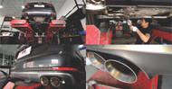 Audi S4 Adaptive Valve Valvetronic Exhaust Systems