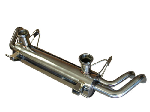 Audi R8 5.2L V10 09-13 Sport Rear Section Performance Exhaust System