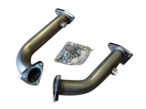 Acura NSX NA1 91-94 Performance Straight Test Pipes De-Cat