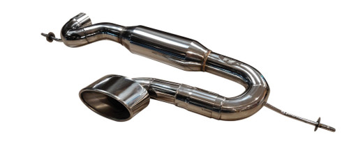 Lotus Evora 2+2 Coupe 3.5L 2010-2014 Exhaust System with Resonator