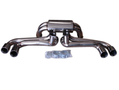 FERRARI F430 05-09 COUPE SPIDER PERFORMANCE EXHAUST SYSTEM