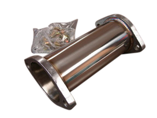 """8"""" Conversion Extension Pipe Kit (Use w/Nissan 350z Performance Exhaust to fit 350GT 350z Infiniti G35"""
