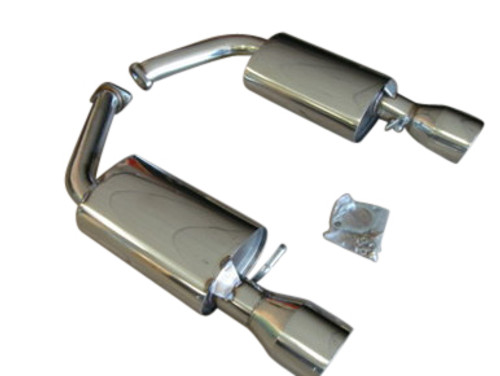 Lexus SC300 SC400 SOARER 92-00 Axleback Exhaust Systems 60mm Piping 115mm Tips