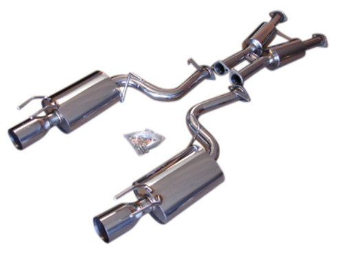Nissan 300ZX Z32 2 Seat Turbo & Non-Turbo 3.0L 90-96 Performance Catback Exhaust System