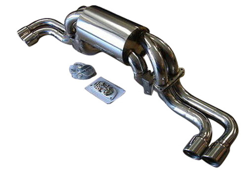 Ferrari 360 Modena Coupe Spider 99-05 Performance Exhaust System