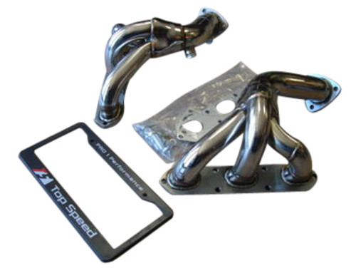 Porsche Boxster & Cayman Top Speed Pro1 Performance Exhaust Headers