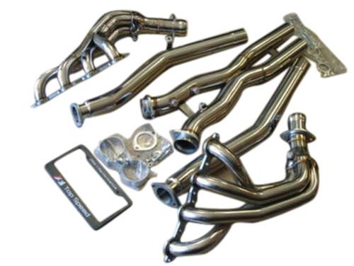 Chevy Corvette C5 Base 5.7L LS1 & Z06 LS6 V8 97-04 Performance Headers + X-Pipe