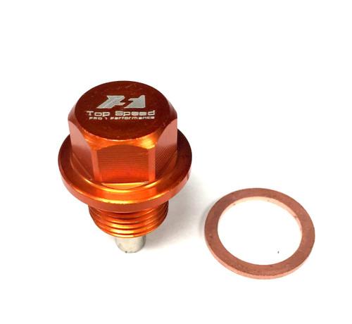 Neodymium Magnetic Oil Drain Bolt Plug