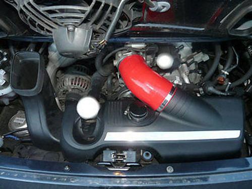 Porsche 996 & 997 Carrera C2 C4 Non-Turbo in Red Fitment
