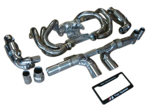 Porsche 997.1/2 GT3 GT3RS Race Spec Full Exhaust Systems