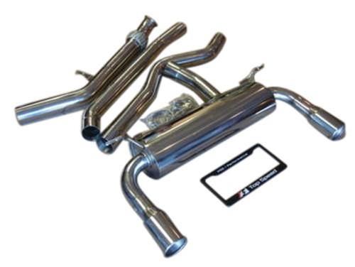 BMW F30 335i Coupe Sedan 12-16 Performance Exhaust System
